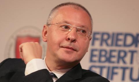 Обсъждат Станишев за председател на Европейския парламент