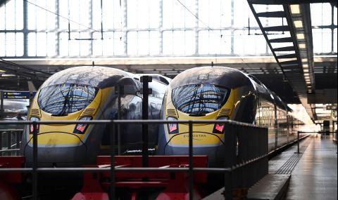 Нощни влакове тръгват из Европа
