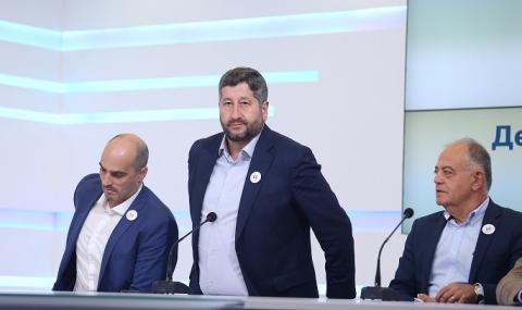 """""""Демократична България"""": За Борис Бонев беше неприемливо да е наш кандидат"""