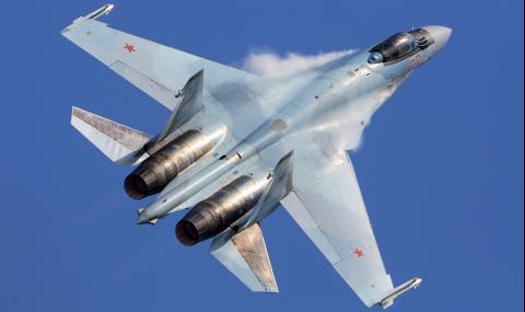 Турция договаря 36 изтребителя Су-35