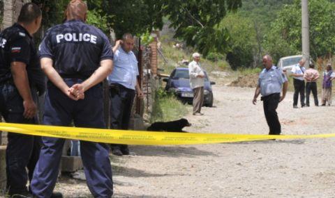 Убийство в Монтанско: мъж закла съселянин, който стрелял в лицето му