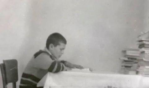 Васил Божков си пусна невиждана досега снимка като дете за 1 юни