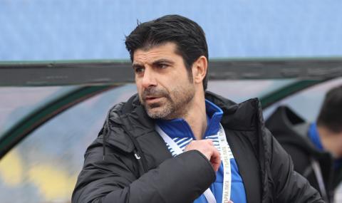 Гонзо отрече за завръщане в Левски