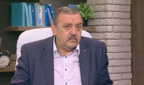 Кацаров благодарил на Кантарджиев, но навършил години за пенсия