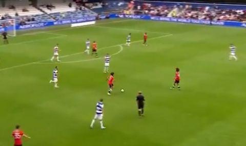 Манчестър Юнайтед допусна три гола за 7 минути в контрола - 1
