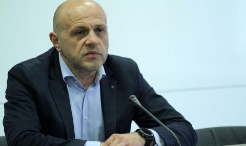 Томислав Дончев за оставката на шефа на ЦИК и дали има конфликт между двамата