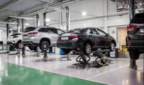 Toyota предлага 10 годишна гаранция за нови и употребявани автомобили