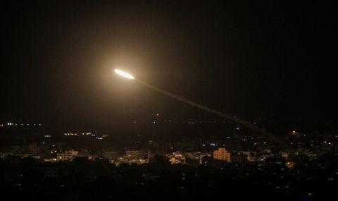 Израел и Хамас си размениха нови удари