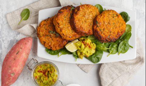 Рецепта за вечеря: Плескавица от картофи