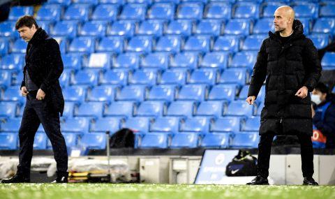 Гуардиола: Да спечелим с 4:1 общ резултат срещу отбора, отстранил Барса и Байерн, значи много