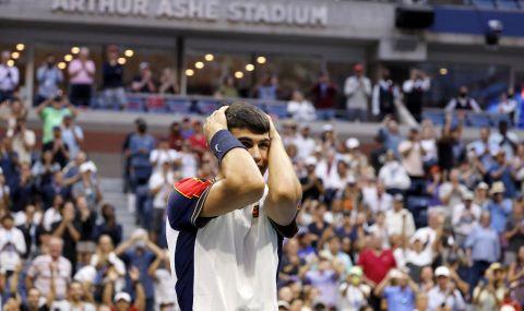Сензация на US Open: 18-годишен испанец елиминира Циципас - 1