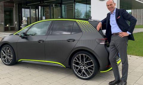 Volkswagen даде зелена светлина на най-мощното ID.3  - 1