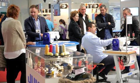 Засилен интерес от чужбина за участие в текстилното изложение ТМТ Експо