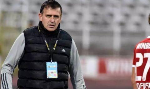 Акрапович за ЦСКА: От самото начало ми обясниха, че няма да участвам в селекцията