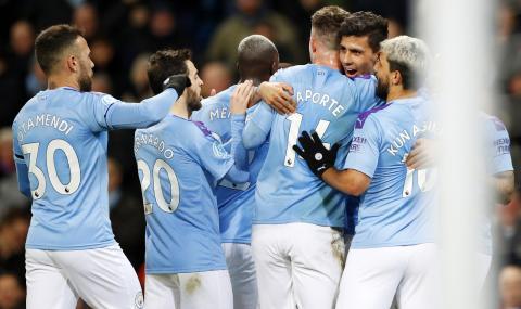 Гуардиола вярва, че Манчестър Сити ще играе в Шампионската лига и догодина