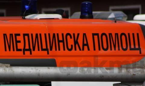 Мъж пострада при трудова злополука в Ловеч
