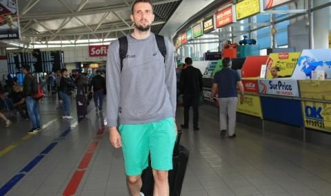 Виктор Йосифов се завръща в България