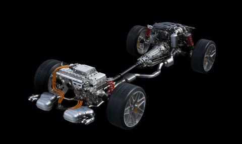 Mercedes разкри мощността на четирицилиндровото C63 AMG - 2
