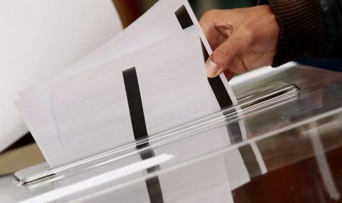 Рекорден брой секции за изборите в чужбина