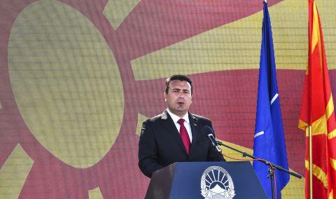 Възгледите на Любчо Георгиевски за България са си негови