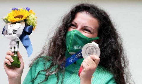 Първи медал за България в Токио 2020 - 1