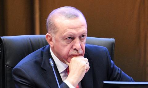Ердоган отново плаши Европа