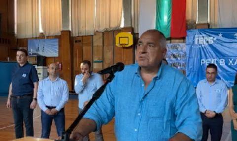 Борисов пропищя от акциите на МВР срещу купения вот: Репресии! Влизат по къщи, тарашат...