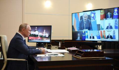 Путин: Наблюдават се много опити за външно влияние