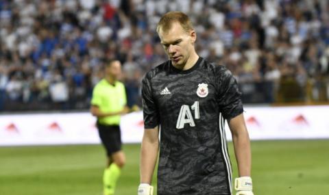 Черниаускас също напусна ЦСКА
