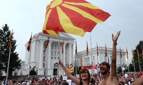 Германия подкрепя Северна Македония за ЕС