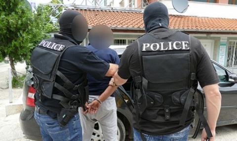 Петима са арестувани в с. Труд