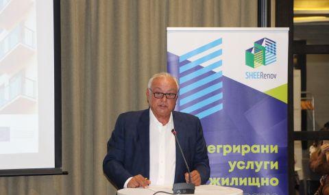 Арх. Георги Коларов: Енергийното обновяване на сградния фонд вече няма да бъде само лепене на стиропор - 1
