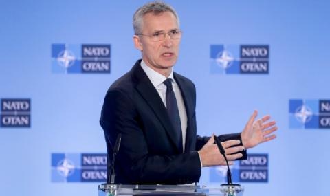 Видео среща на върха на НАТО
