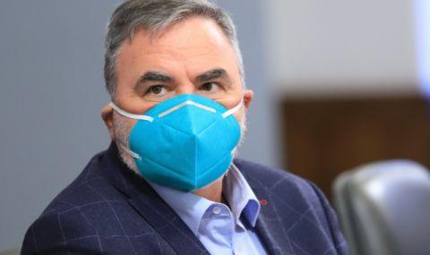 Доц. Кунчев: Втората фаза от ваксинацията може да започне още тази седмица