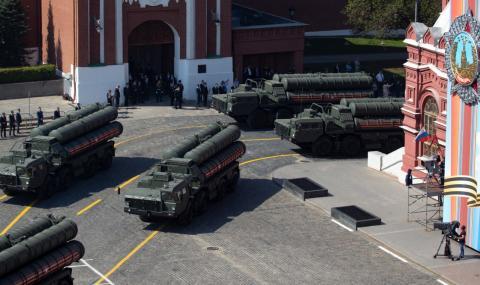 Турски войници вече използват С-400