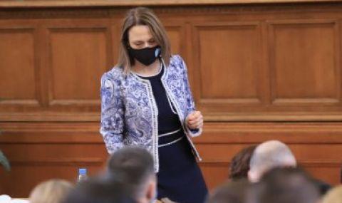 Ива Митева не знае дали Слави Трифонов я иска за депутат