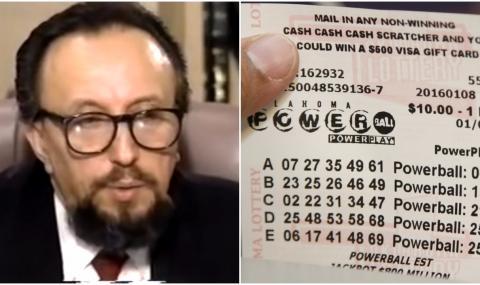 Невероятната история на математикът, печелил 14 пъти тото джакпот (СНИМКИ) - 1