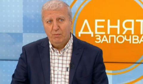 Александър Томов: Мощната корупция започна 2001-2002 година