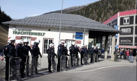 Италия и Словения с общи патрули на границата