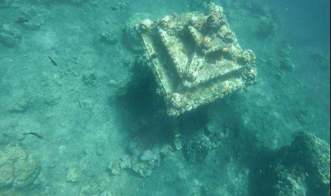 Следи от Атлантида и древни пирамиди открити в град край Черно море - 1