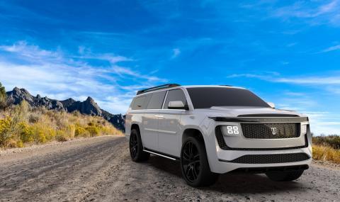 Електрически клонинг на Cadillac Escalade изненада с рекорден пробег