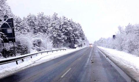 20 см нов сняг на Пампорово