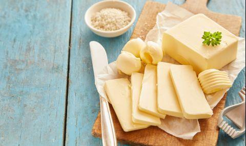 Масло или маргарин: кое е по-добро?