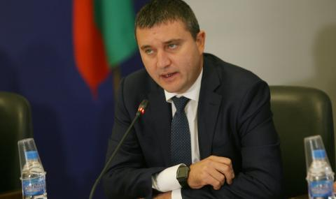 Горанов: Хубаво е, че се сравняваме с държави като САЩ и Германия