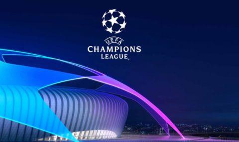 Всички резултати в Шампионска лига