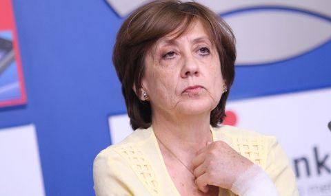 Инджова: Светът предпочете да има Борисов, а не успешен протест