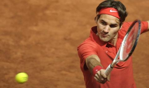 Федерер: Не сравнявайте Григор с мен