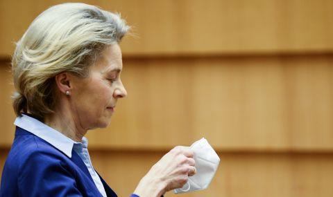 Урсула фон дер Лайен: Феноменално е какво постигна науката за 10 месеца