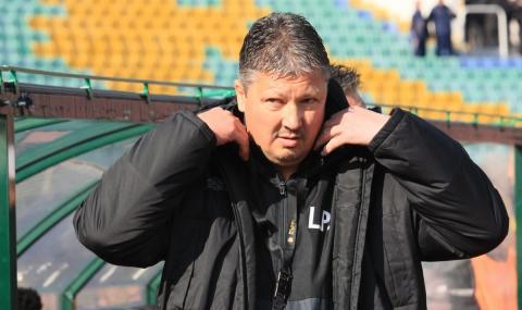 Любо Пенев се завръща в българския футбол