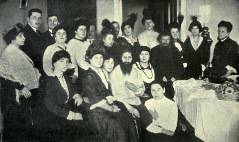 30 декември 1916 г. Убит е Распутин